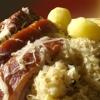 Recette Choucroute Alsacienne (Plat complet - Cuisine familiale)