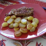 Porc Pané au Sésame