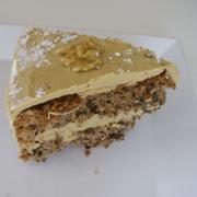 Gâteau Grenoblois aux Noix et Café