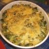 Recette Gratin de Brocolis aux Crevettes (Plat complet - Cuisine familiale)
