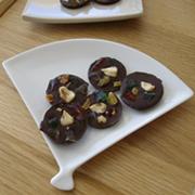 mendiants aux fruits secs dessert recettes online. Black Bedroom Furniture Sets. Home Design Ideas