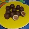 Recette Boules Pralinées à la Pâte d'Amandes (Dessert - Gastronomique)