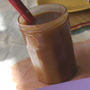 cr me caramel au beurre sal dessert recettes online. Black Bedroom Furniture Sets. Home Design Ideas