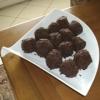 Recette Boules aux Marrons (Dessert - Gastronomique)