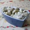 Recette Amandes au Chocolat Blanc (Dessert - Gastronomique)