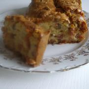 Cake Dauphinois au Sassenage