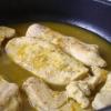 Recette Blancs de Poulet Sauce à l'Orange (Plat principal - Entre amis)