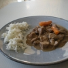 Recette Blanquette de Veau (Plat principal - Cuisine familiale)