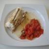 Recette Roussette aux Tomates (en Papillottes) (Plat complet - Cuisine allégée)