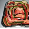 Recette Tian de Saumon et de Légumes (Plat complet - Entre amis)