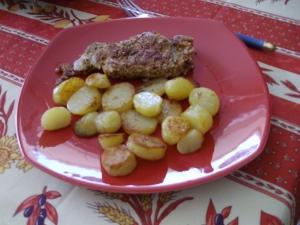 Porc Pané au Sésame - image 1