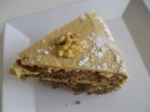 Gâteau Grenoblois aux Noix et Café - image 1