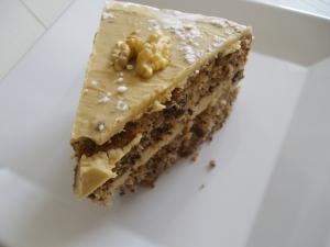 Gâteau Grenoblois aux Noix et Café - image 3