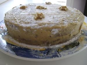 Gâteau Grenoblois aux Noix et Café - image 4