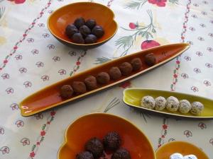 "Truffes au Chocolat ""Caraîbe"" - image 1"