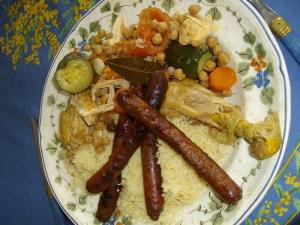 Couscous au Poulet - image 4
