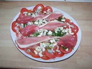 Salade de Tomates à la Fourme de Montbrison - image 3