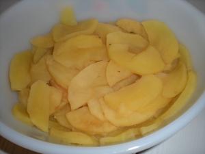 Pommes au Micro-Ondes - image 1