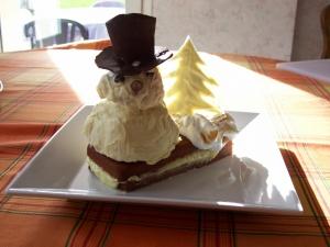 Bonhomme de Neige au Chocolat Blanc - image 3