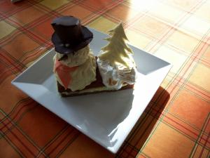 Bonhomme de Neige au Chocolat Blanc - image 4