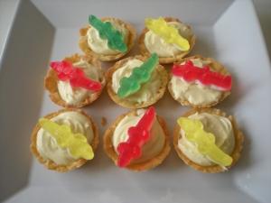 Mini Tartelettes au Chocolat Blanc - image 2