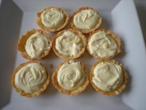 Mini Tartelettes au Chocolat Blanc - image 3