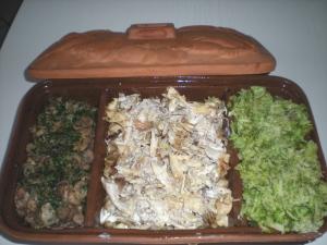 Fricassée de Poulet aux Champignons et Brocolis - image 1