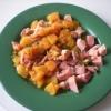 Recette Courge Musquée (Sautée) (Accompagnement - Cuisine familiale)