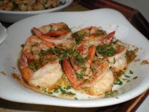 Crevettes l 39 ail entr e recettes online for Entree sympa entre amis