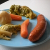 Recette Légumes aux Saucisses Fumées (Plat complet - Cuisine familiale)
