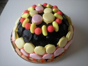 Macarons aux Bonbons (Fraises Tagada et Bananes) - image 1
