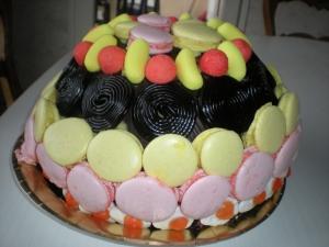 Macarons aux Bonbons (Fraises Tagada et Bananes) - image 4