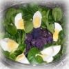 Salade de Vitelotte