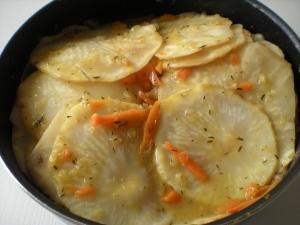CéleriRave Accompagnement Recettes Online - Cuisiner celeri rave