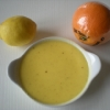 Recette Crèmes Brûlées aux Zestes d' Orange et de Citron (Dessert - Gastronomique)