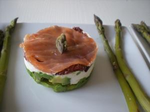 Avocat, Mascarpone, Tomate, Saumon - image 3