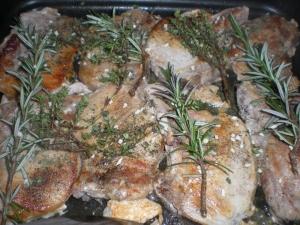 Côtes de Porc  et ses Légumes façon Plancha - image 4