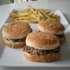 Recette Hamburgers (Plat principal - Enfants)