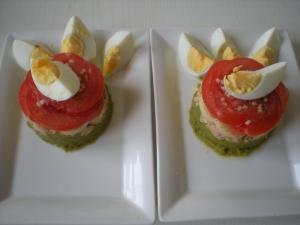 Asperges, Saumon, Coeurs de Palmier, Tomates, Oeufs - image 1