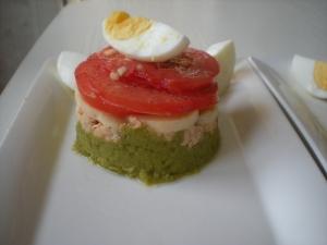 Asperges, Saumon, Coeurs de Palmier, Tomates, Oeufs - image 3