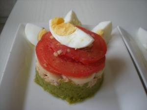 Asperges, Saumon, Coeurs de Palmier, Tomates, Oeufs - image 4