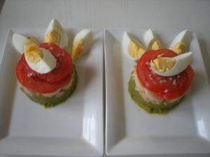 Asperges, Saumon, Coeurs de Palmier, Tomates, Oeufs - image 5