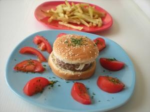 Hamburger Basic - image 1