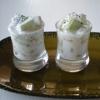 """Recette Verrines """" Concombre au Fromage Blanc"""" (Apéritif - Petits Minis Entre Ami(e)s)"""