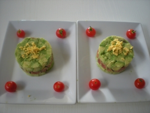 Avocat, Figues, Concombre - image 2