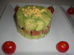 Avocat, Figues, Concombre - image 3