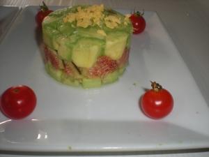 Avocat, Figues, Concombre - image 4