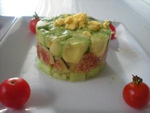 Avocat, Figues, Concombre - image 5