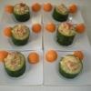 Recette Concombre, Crabe, Melon (Apéritif - Entre amis)