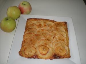 Carré Feuilleté aux Pommes et Amandes - image 3